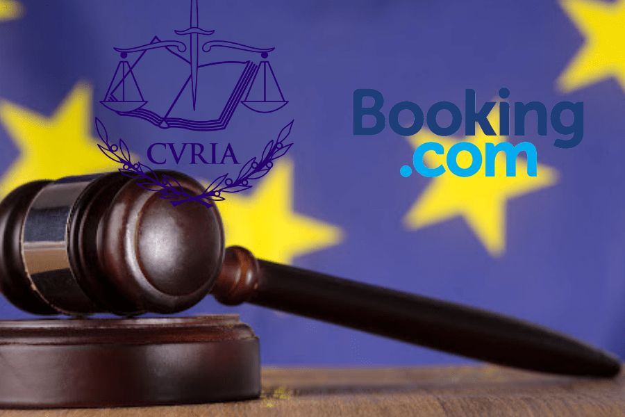 απόφαση δικαστηριου ευρωπαικής ενωσης κατα booking.com