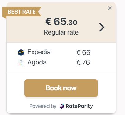price comparison widget